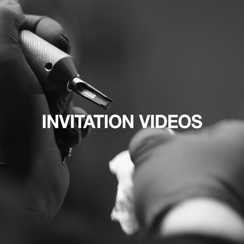 Invitation Videos